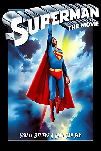 QIQIGUAI-Kit De Pintura Por Números-Carteles De Películas De Superman-Números En Lienzo Regalo...