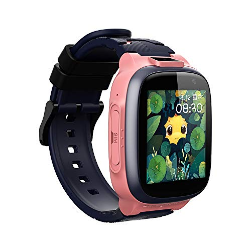 360 4G Kids Smart Watch, E1, rosa