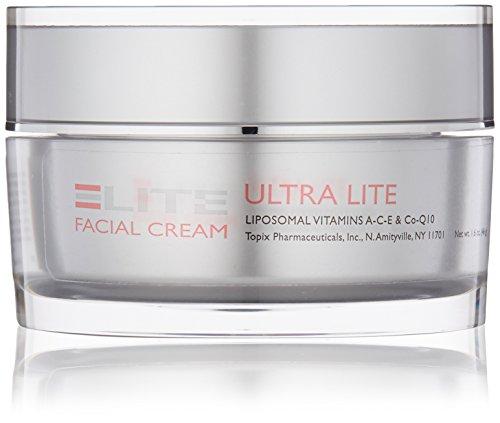 Glycolix Elite Facial Cream Ultra Lite, 1.6 oz