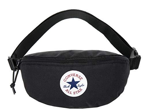 Converse Hüfttasche Bauchtasche Bodybag Beltbag Sling Pack Bag 55SLB05 Black