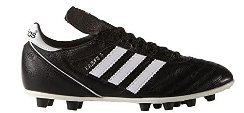 adidas Kaiser 5 Liga - Zapatillas de fútbol, color negro, talla 44