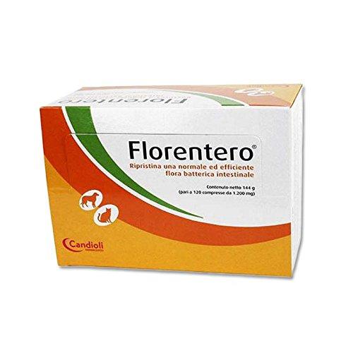 FLORENTERO (120 cpr) - Regolatore flora intestinale cani e gatti