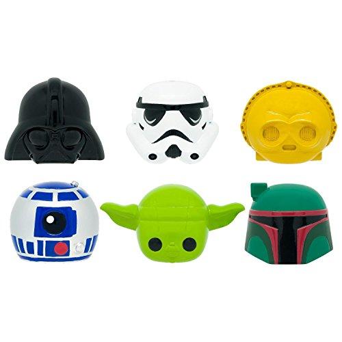 Tech 4 Kids Star Wars Mashems Blind Pack Capsule - 4 Pack (4 Capsules Per Order)