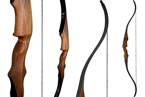 Touchwood Jagdrecurvebogen Ibex Rechtshand (35 lbs)