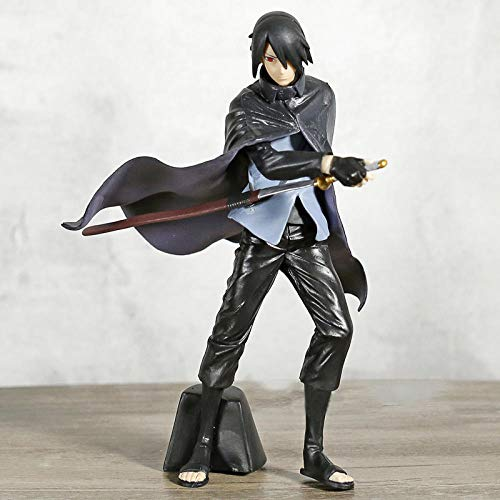 CXNY Naruto Boruto: Naruto Next Generation Sasuke Uchiha Banpresto PVC Figur Sammlerstück Modell Spielzeug