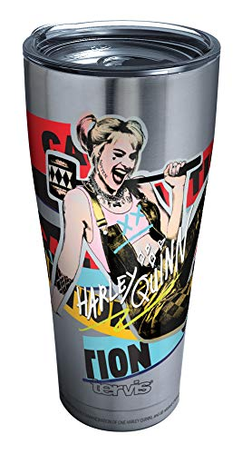 41WaCRVdYrL Harley Quinn Travel Mugs