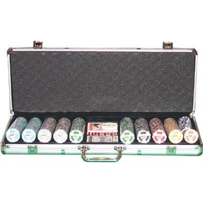 Set poker completo 500 Fiches EPT Replica 14 gr.