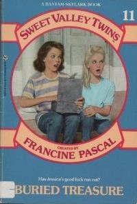 Paperback Buried Treasure (Sweet Valley Twins, No 11) Book