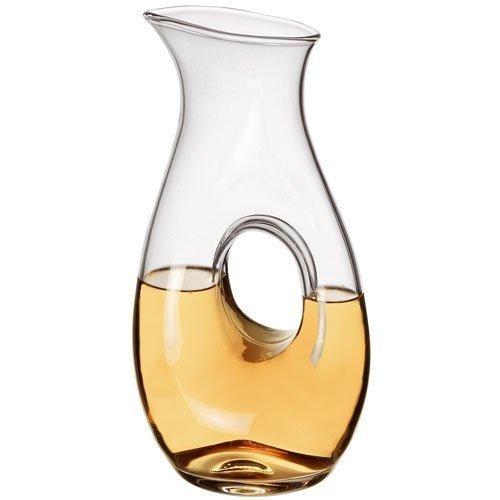 Bormioli Rocco 180860 Aurum Karaffe, mundgeblasenes Qualitätsprodukt, 1.5 Liter, Glas, transparent, 1 Stück