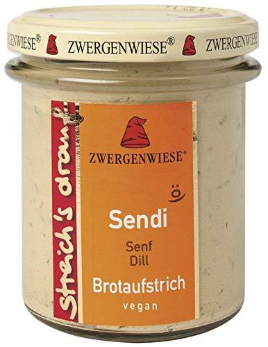 Zwergenwiese Bio streichs drauf Sendi (6 x 160 gr)