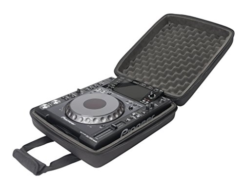 MAGMA MGA47986 harde koffer voor CDJ/Mixer, geschikt voor Pioner, Rane, Mixars, Denon, Allen & Heath, 30,5 cm (12 inch) Club-mixer en CDJ's