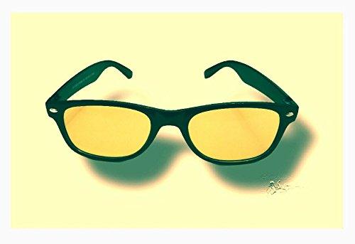 Nachtsichtbrille mit Etui Nachtbrille