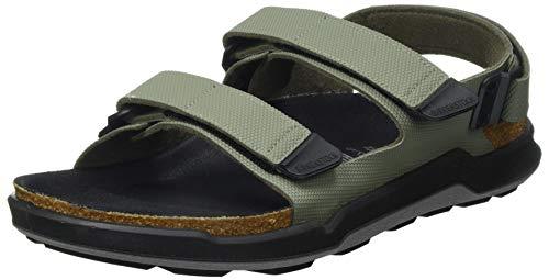 BIRKENSTOCK Herren Tatacoa Cc Birko-Flor Futura Kaki Sandale, 44 EU