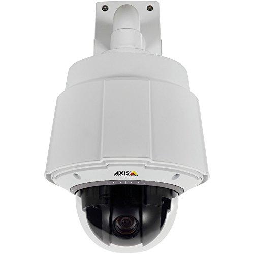 Axis Q6045-C MK II Cámara de seguridad IP Interior y exterior Almohadilla Blanco 1920 x 1080 Pixeles - Cámara de vigilancia (Cámara de seguridad IP, Interior y exterior, Almohadilla, Blanco, Aluminio, IP66)