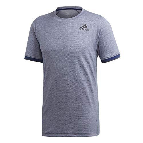 adidas Camiseta Gameset Freelift para Hombre, Hombre, Camiseta, IEC97, Índigo, Extra-Large