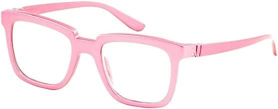 Bunny Eyez Bunny Wearable, Tilt-able, Flip-able Women's Reading Glasses - Glossy Petal Pink (+1.25)