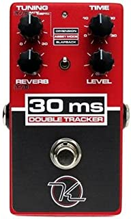 double tracker pedal