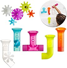 COGS Building Bath Toy + Pipes