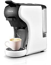 Saachi Multi-Capsule Coffee Machine, White, NL-COF-7058-WH