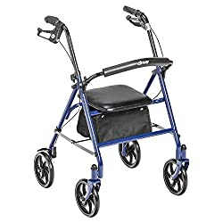 Drive Medical 4 wheeled walker