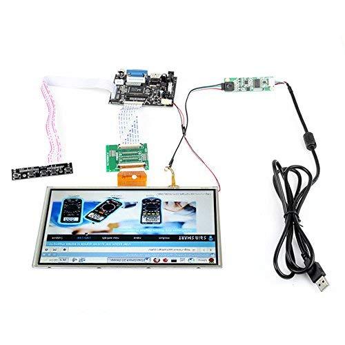 LCD Digital Steuerkarte HDMI/VGA mit Touchscreen für Raspberry Pi (9 Zoll)