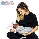 Koala Babycare Still- und Lagerungskissen aus Memory Schaum, das Baby Kissen gegen Kopfverformung...