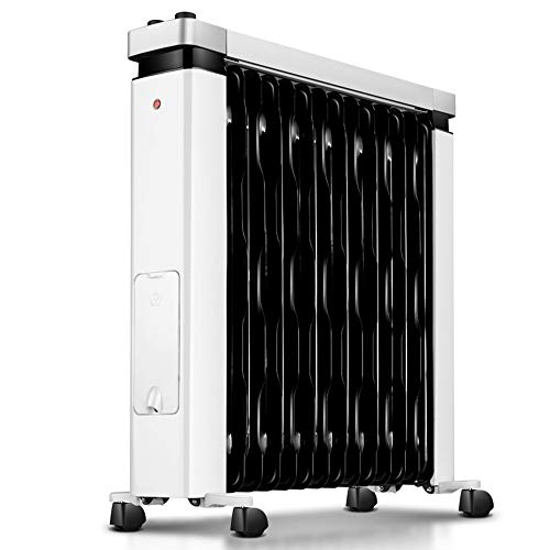 XZ Calentador Hogar Ahorro de energía Calefacción Estufa de tostado vertical Calentador eléctrico Termostato automático Ancianos Uso de la madre y el niño Tranquilidad - 800W / 1400W / 2200W Electrodo