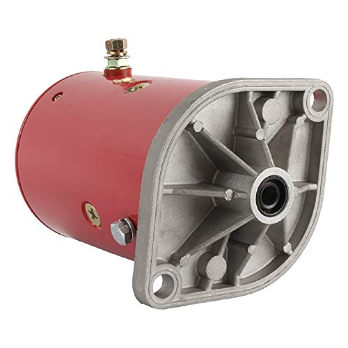 DB Electrical LPL0004 Snow Plow Motor Compatible With/Replacement For Western & Fisher Snow Plow Applications, 46-2473 46-2584 46-3618, MKW4009 1981-Up 1306415 M4-3499-00 A5819AM