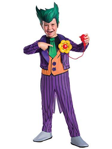 Rubie's Costume DC Comics Deluxe The Joker Costume, X-Small, Multicolor