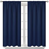 BGment Rod Pocket Thermal Insulated Room Darkening Curtains