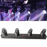 Tengchang 4X12W RGBW 4in1 CREE LED Beam Moving Head Light Bar Stage DJ Wash Lighting