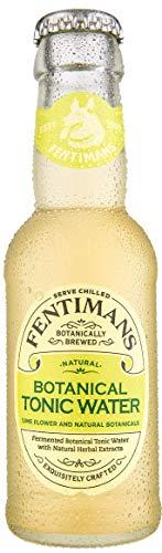 Fentimans Mixed Case of 24 Tonic Water (24 x 125ml) - Premium Indian, Refreshingly Light, Botanical & Pink Grapefruit - 2