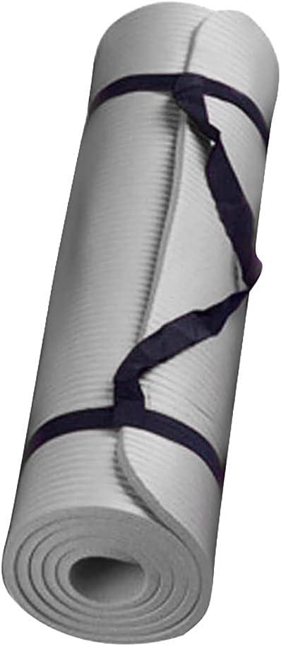 Mjsdkaljkl 183cm Yoga Mats Thick and Durable Anti-Skid Ranking TOP12 Seasonal Wrap Introduction Mat