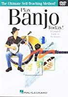 Play Banjo Today Comp Gde Bscs DVD