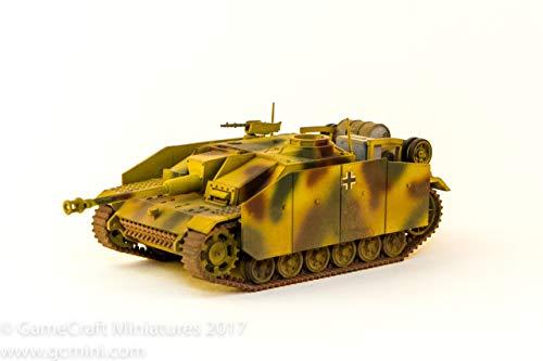 Stug III Ausf G Universal Bausatz (RubiconModels)
