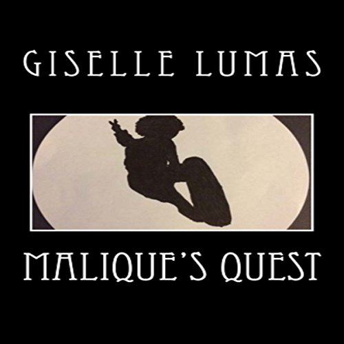 Malique's Quest audiobook cover art