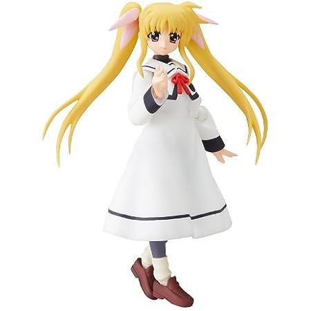 figma 魔法少女リリカルなのはA's フェイト・テスタロッサ 制服ver.
