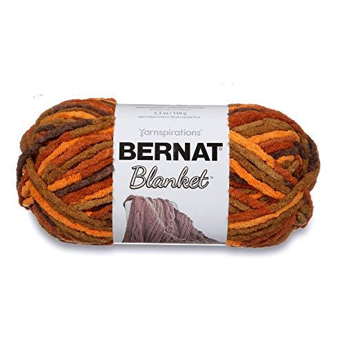 Bernat Blanket Yarn (150g/5.3 oz) Fall Leaves