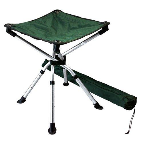 BRUNNER Fisher kruk groen 2019 campingstoel