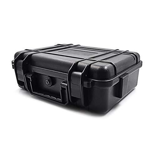 Hangarone Caja de almacenamiento de drones, caja de almacenamiento de drones Rc impermeable ABS duro Shell estuche de transporte bolso Drone maleta caja de almacenamiento