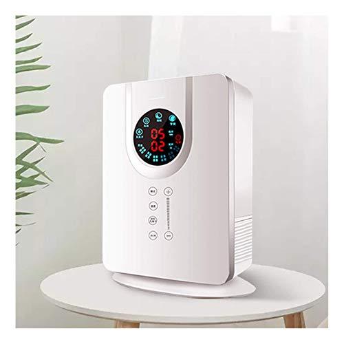 SKSNB Humidificador doméstico, purificador de Aire, Inteligente, Humedad Constante, silencioso, Gran Capacidad, Iones Negativos, Mujeres Embarazadas y bebés