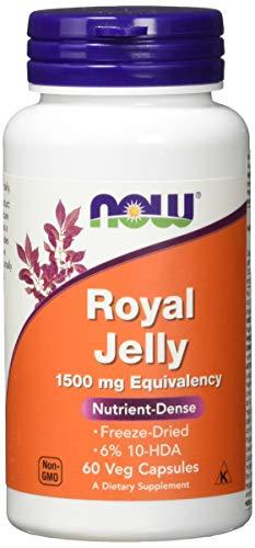 Royal Jelly, 60 Kapseln - Now Foods