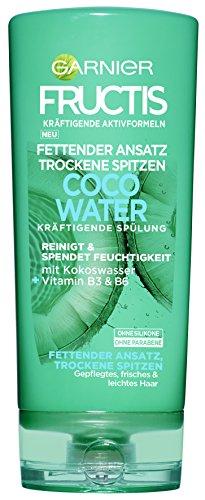 Garnier Fructis Fats Coco Water Spülung, 6er Pack (6 x 200 ml)