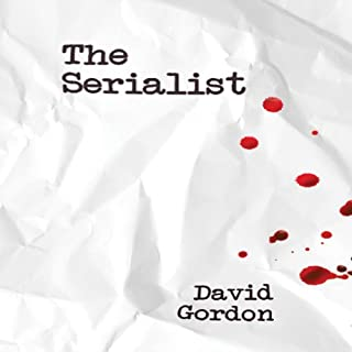 The Serialist audiobook cover art