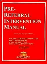 Pre-Referral Intervention Manual, Second Edition