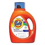 Liquid Laundry Detergent Plus Bleach Alternative, Original Scent, 69 Oz Bottle