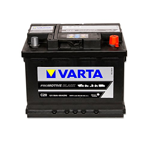 Preisvergleich Produktbild VARTA 555064042A742 Starterbatterie Promotive RF 12 V 55 mAh
