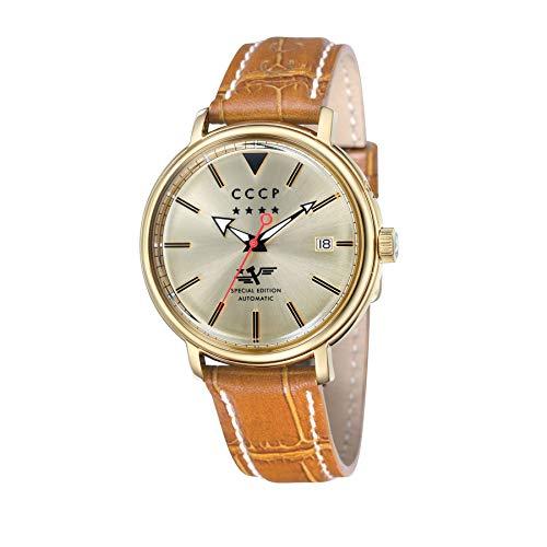 CCCP Heritage Special Edition Herren-Armbanduhr 43mm Automatik CP-7020-03