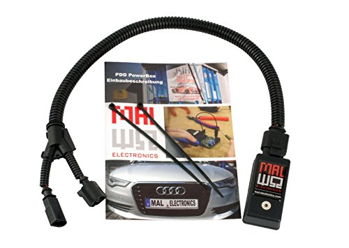 Digitale TDI Pumpe Düse Chiptuning PowerBox passend für Seat Leon 1.9 TDI 110 KW / 150 PS / 320 Nm