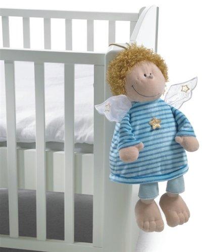 Nici Engel Leon als Schlafanzug Aufbewahrungs Beutel 295042 Blaue Engel